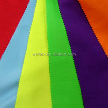 poly cotton dyed poplin shirting fabric