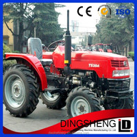 Delicate massey ferguson mf 375 tractor for sale with CE approved