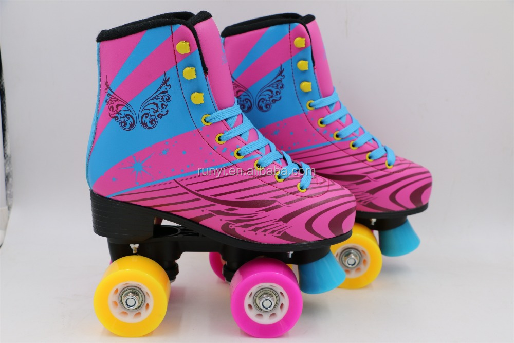 Classic design roller skate soy luna kids roller skating shoes