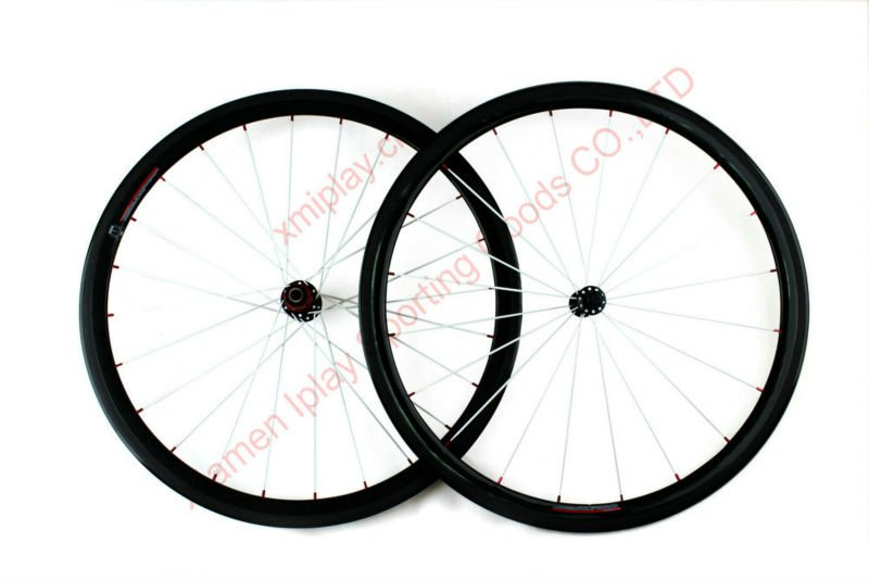 In stock cheap china 700c carbon wheelset CCC38mmC clincher cheap carbon wheels
