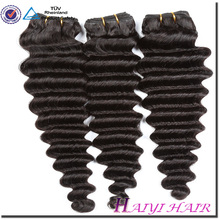 High Quality Top Grade 100Loose Deep Wave Weave Hairstyles