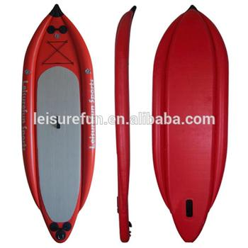 popular 3chamber stand up paddle board inflatable