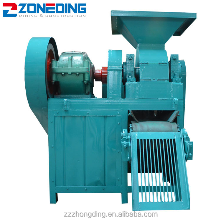 Factory Supply Best Price Coal Powder Dust Briquette Making Machine