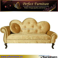 2014 modern hotel upholstered simple wooden arab furniture sofa PFS41034