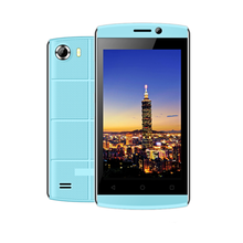 "4.0"" IPS Screen Spreadtrum 7731C Dual Core Android 6.0 3G Support GPS Very Cheap Mobile Phone In China ZA37"