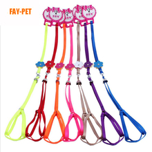 Nylon smart dog leash hot sex woman with dog pet harness economic dog leash harness