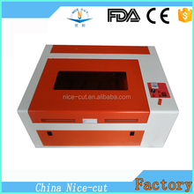 40w-60w NC-S40 rubber stamp making laser engraving machine