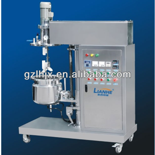Diferent type Cycling Heating homogenizing Tilting system solder industrial paste mixer