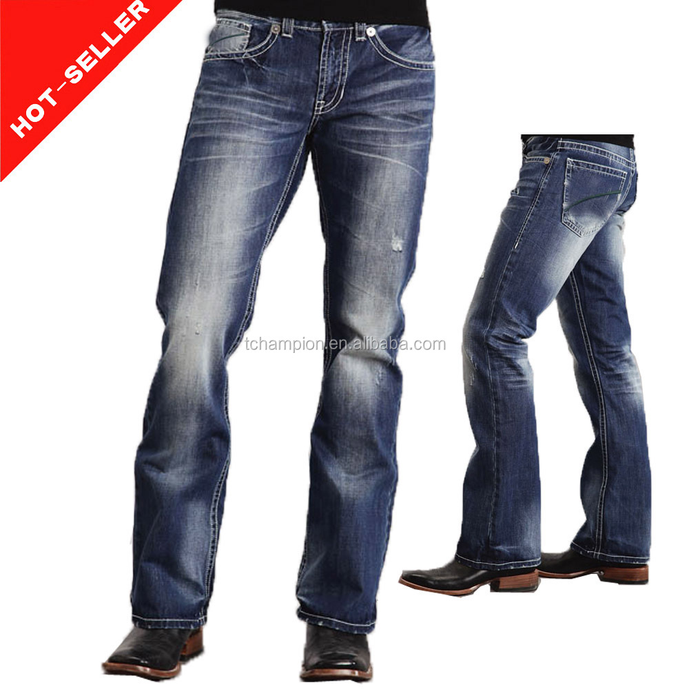 (#TG551M ) 2014 xxx heavy stitching back embroidery pocket Design jeans manufacturer