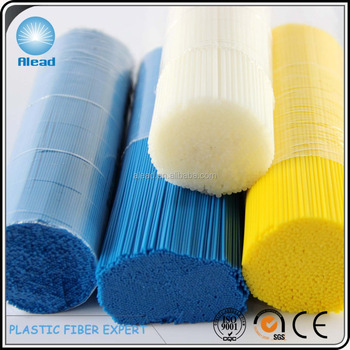 Sweeper brush fiber, Sweeper brush filament diameter 1.00mm, 1.50mm, 2.00mm, 2.20mm, 2.50mm, 3.00mm in any colors