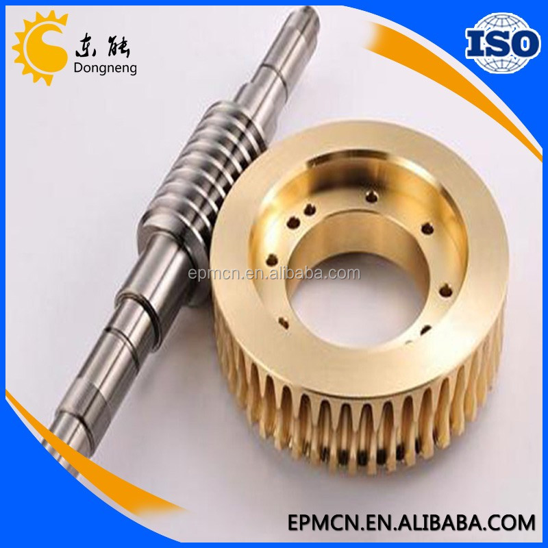 Professional Custom Precision Metal Ring Worm Gear