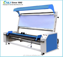 Made in china Woven fabric inspection and measuring machine, Woven cloth fabric Inspection Table