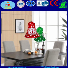 PVC Inflatable Christmas Ornament Bell
