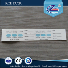 Class 5 Autoclave Steam sterilization indicator card