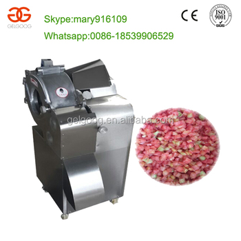 Carrot Dicing Machine/ Fruit Cutting Machine/ Kiwi Fruit Dicing Machine