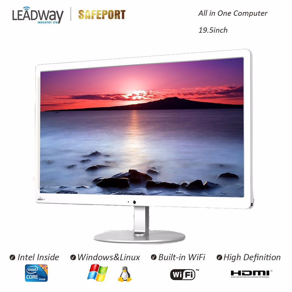 Votive Series 19.5inch LED All in One pc mini tv