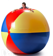 Wholesale factory price Inflatable big beach ball