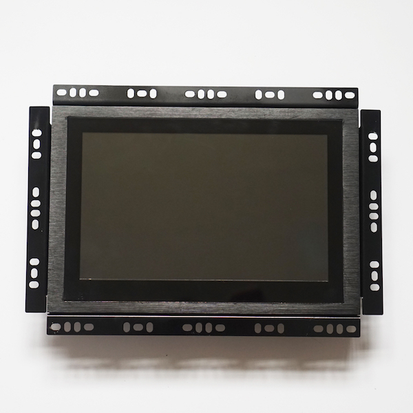 ip65 waterproof daylight visible lcd touch screen monitor