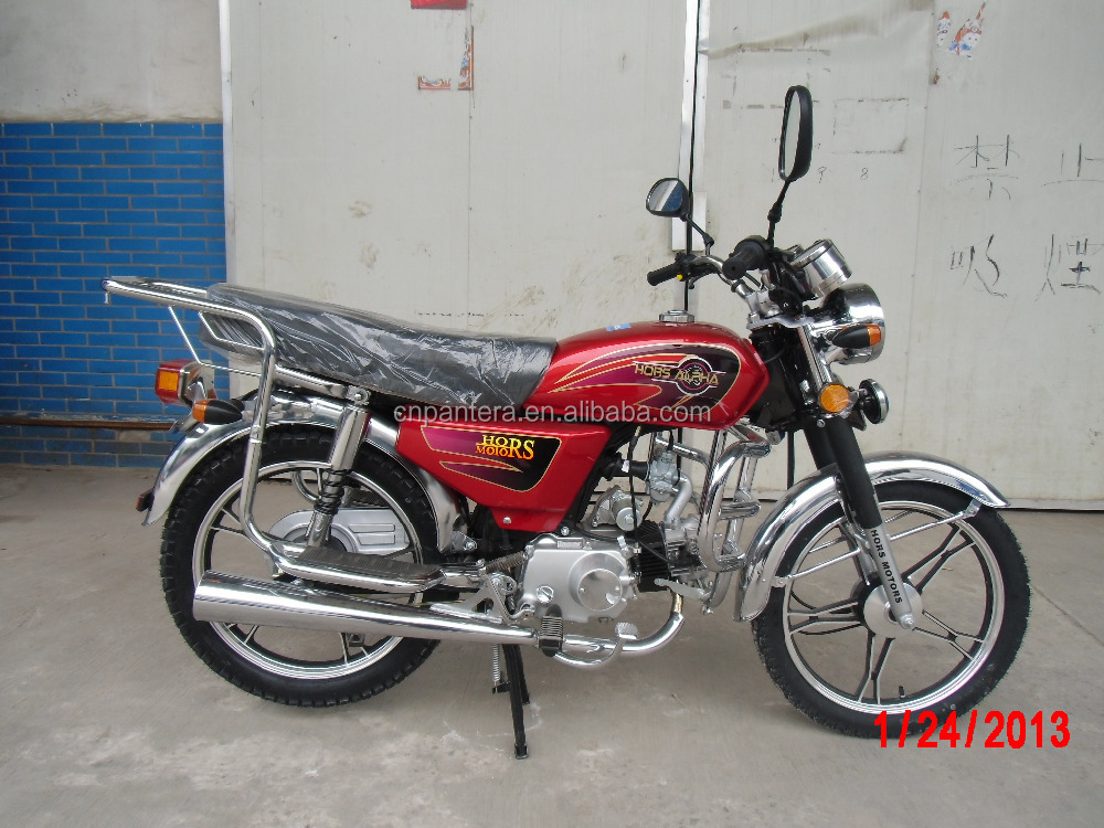 Chongqing Moto Classic 70cc 90cc Moped Motorcycle Style