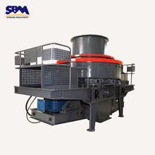 SBM German technical artificial sand making machine for stone