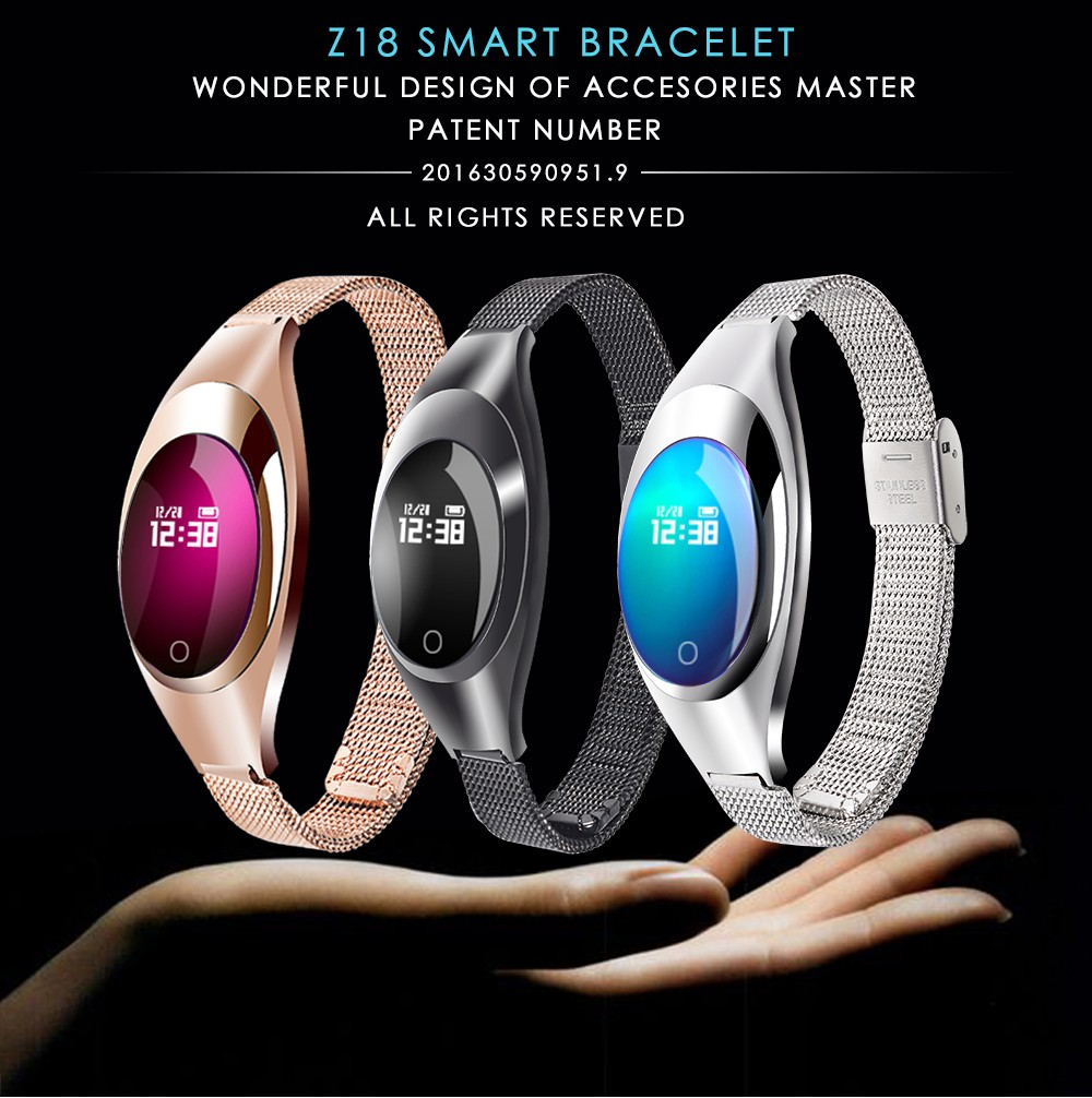 Smart bp hr bracelet user manual