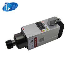 High quality 2.2KW air cooled cnc spindle motor 220V/380V 18000rpm in China factory