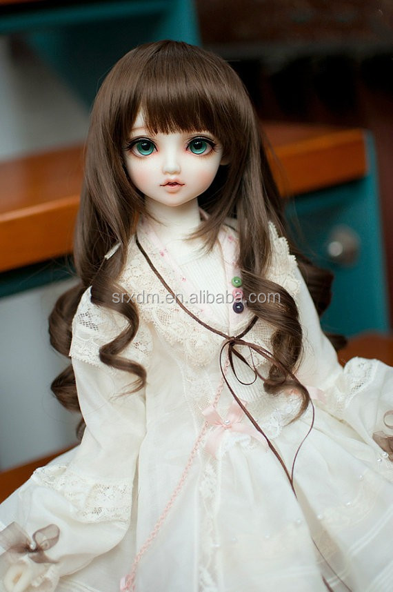 High quality pretty angel hot dolls, make your own angel simulator hot toys for kids, OEM kids simulator doll toys maker