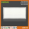 70W 600x1200mm LED surface panel light with Dali drimmer