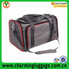 Wholesale 600D polyester soft sided pet carrier dog bag