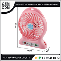 2016 Newest mini portable electric charge fan