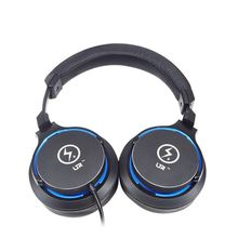 New inventions custom own brand headphones custom logo with professional speaker