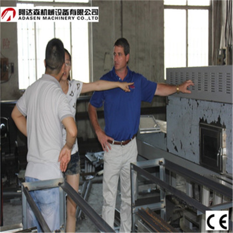 Commercial stainless steel microwave drying and sterilizing equipment for various powder