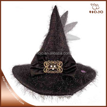 Dancing Witch Hat Moves Back & Forth Sings Plush Toy For Halloween wholesale
