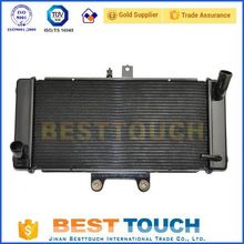 All aluminum YZF450 YZ450F 2010 2011 2012 2013 motorcycle radiator replacement for YAMAHA