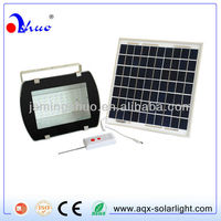 Remote Control Outdoor Solar Billboard Lighting Systems