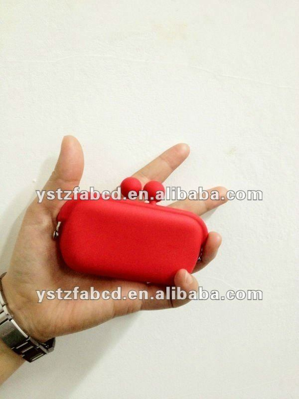Loveable 2012 Girls! Silicone Lipstick Case Cosmetic Bag