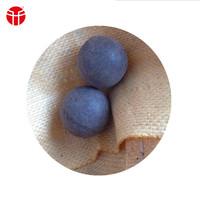 high manganese 65mm cast steel ball for sag mill China