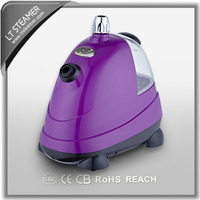 LT-5 Purple standing hanging clothes optima steam iron