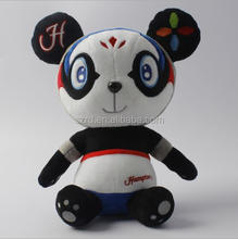 Wholesale cute hot sale soft panda plush toys for baby