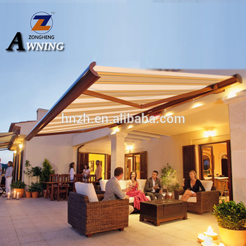 New style sunset sunshade awning retractable with good quality