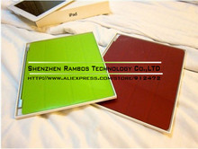 Tablet Cover 9.7 New Products on China Market Magnet Smart Cover Cases for iPad 2 3 4 with 4 Folding Stand