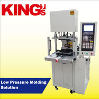 KING'S Low Pressure Molding Machine for Electronic parts, Plastic Automobile parts
