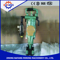 YT24 air leg pneumatic rock drill from the factory price