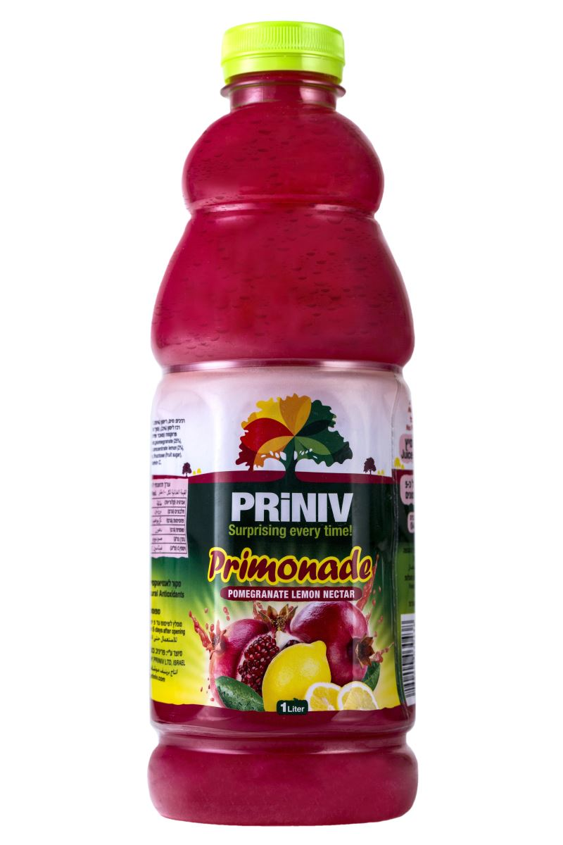 Pomegranate Lemon Nectar