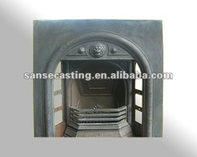 cast iron wood pellet fireplace inserts