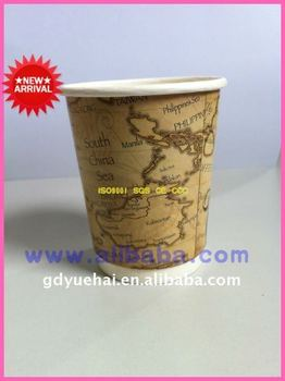 808 4oz-22oz paper coffee cup (iso9001,sqs,ccc,ce)