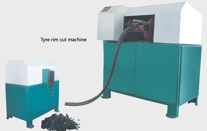 High Strength waste tire strip cutter /rubber recycling machine /rubber cut machine
