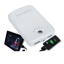 10000mah portable Battery power bank for mobile