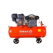 Chinese Factory Best Quality Gasoline Air Compressor With 5.5HP Engine