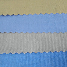cotton/polyester fabric cvc 60/40 esd conductive antistatic fabric